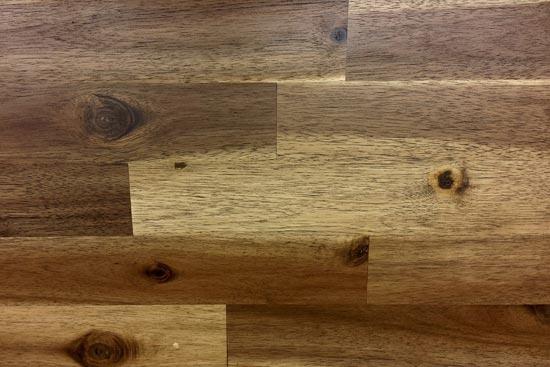 Laminat mit Holzmuster