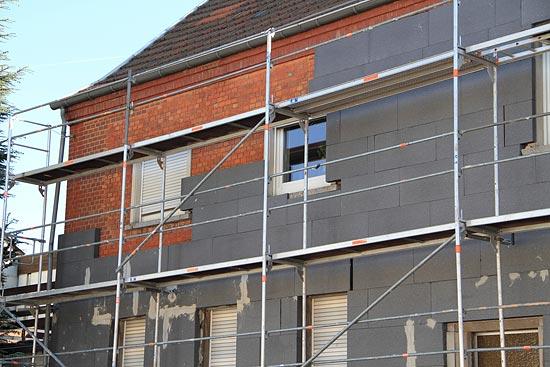 Fassadendämmung in Regensburg anbringen lassen
